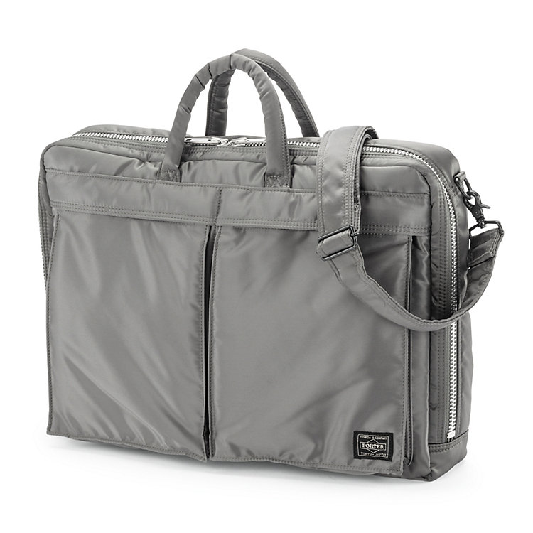Tasche Tanker 2 way Brief Case, Grau