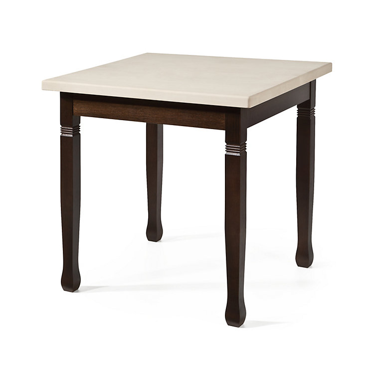 Tavern Table From Rabenau 80 x 80 cm