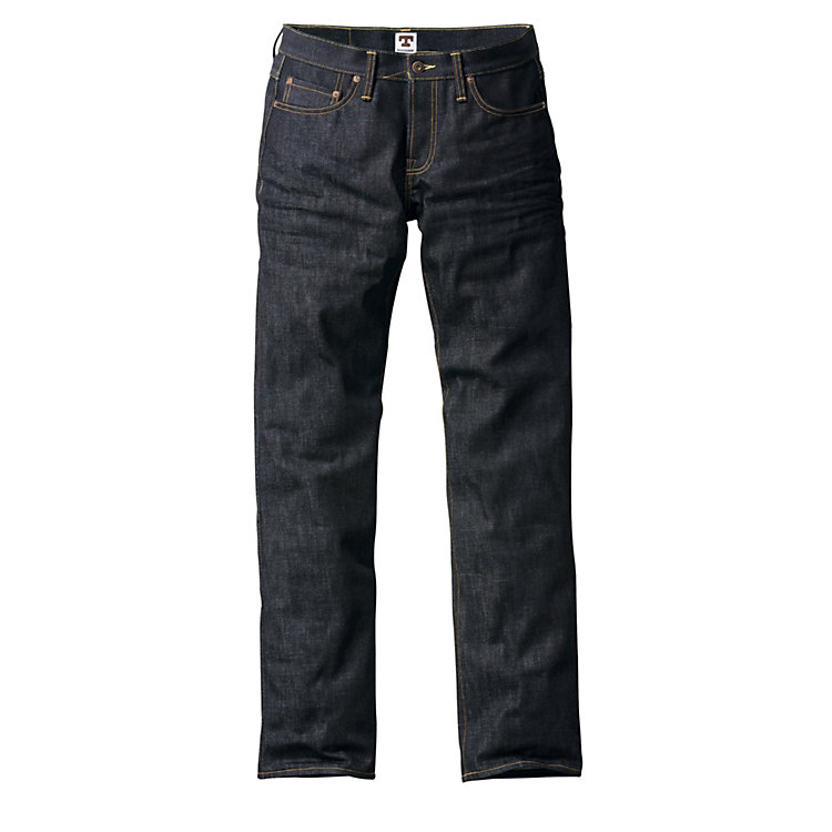 Tellason Denim Jeans Dark Blue
