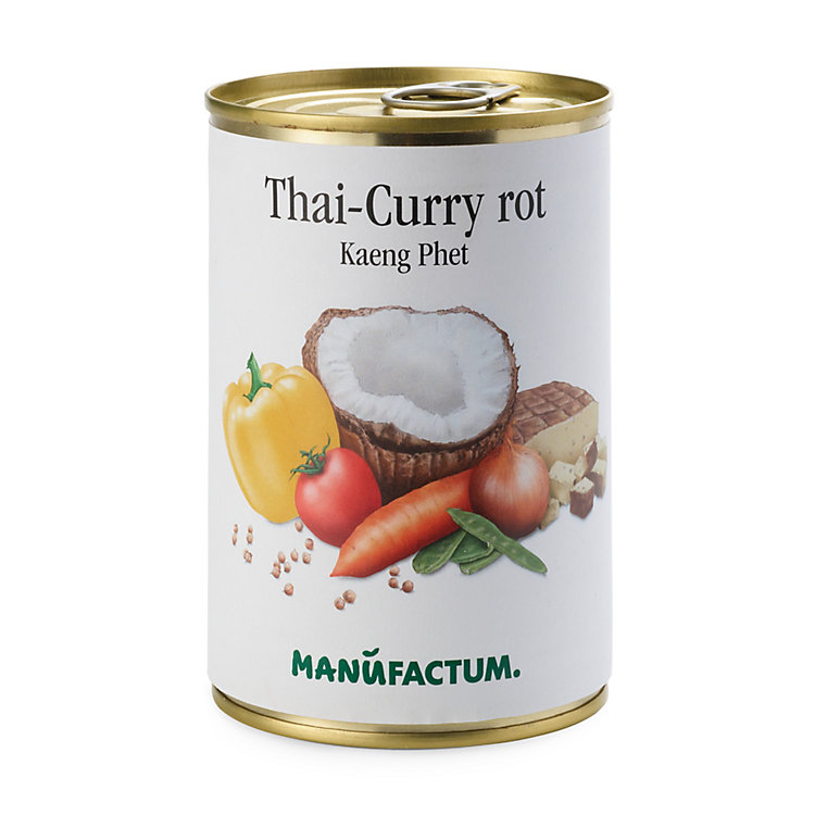 Thai-Curry rot