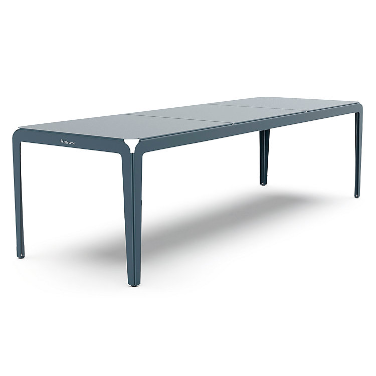 Tisch Bended Table 270, Graublau RAL 5008