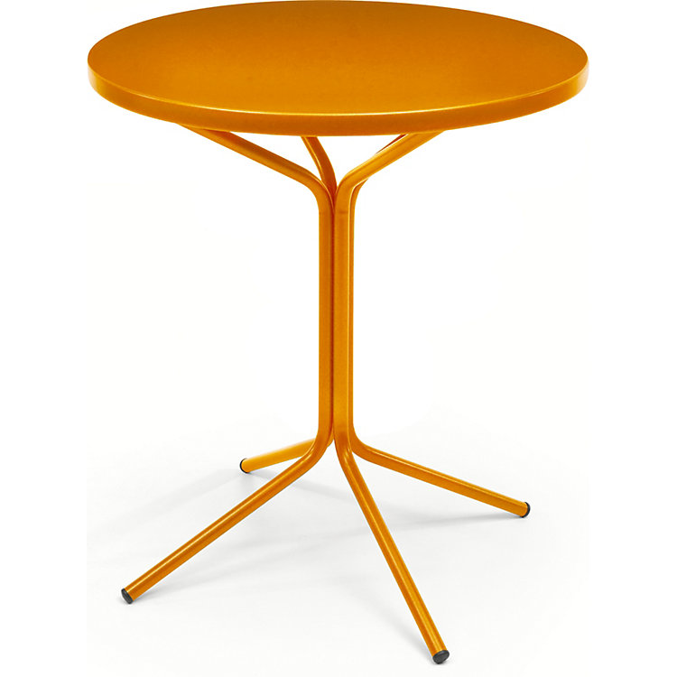 Tisch Pix, Orange