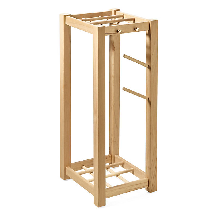 Tool Stand Made of Beech Wood