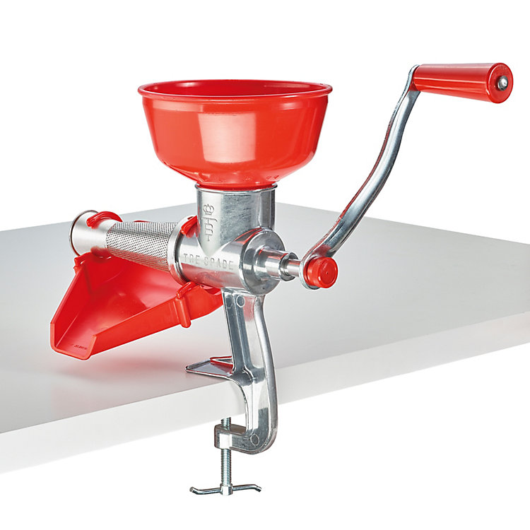 Tre Spade Manual Tomato Press