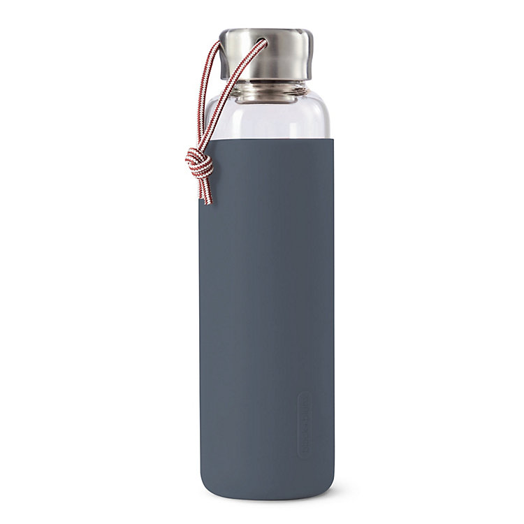 Trinkflasche Water Bottle Grau