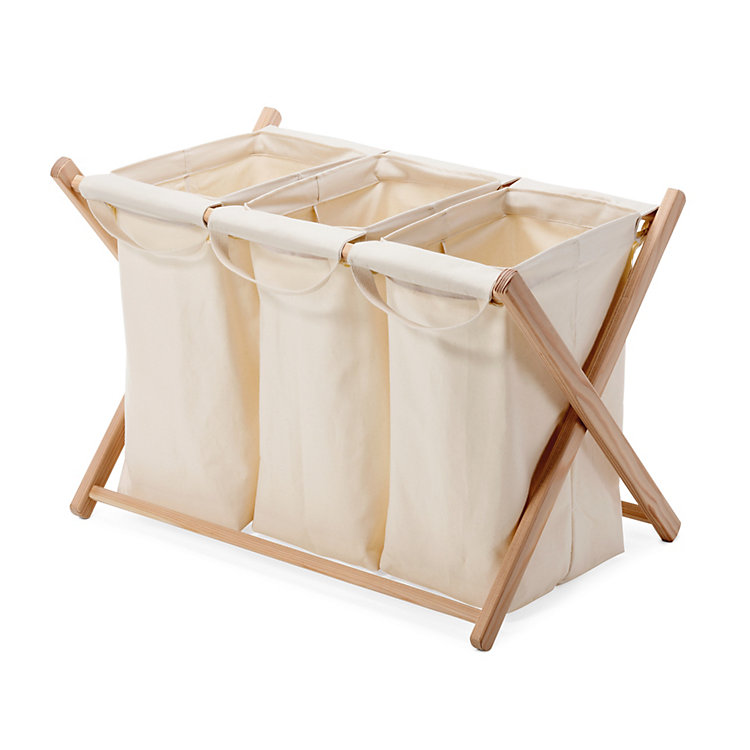 Triple Washing Bag
