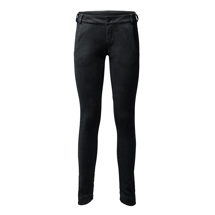 Umasan Ladies' Denim Trousers, Black