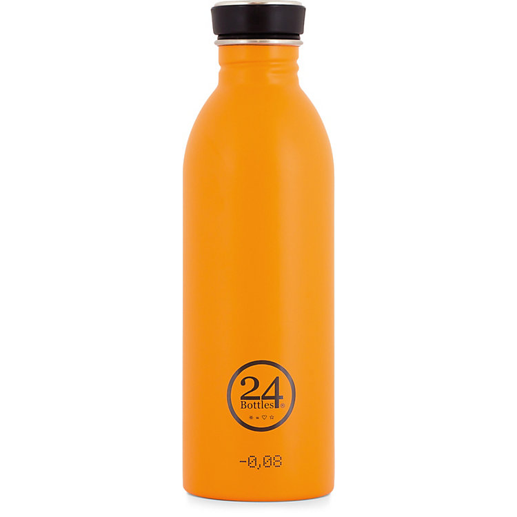 Urban Drinking Bottle Small Orange