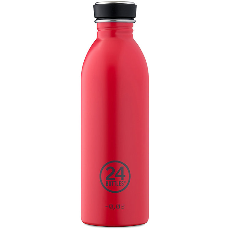 Urban Drinking Bottle, small red
