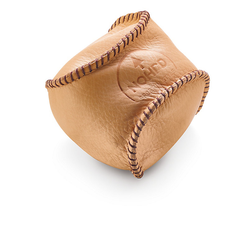 Vachetta Leather Haptic Ball, Large