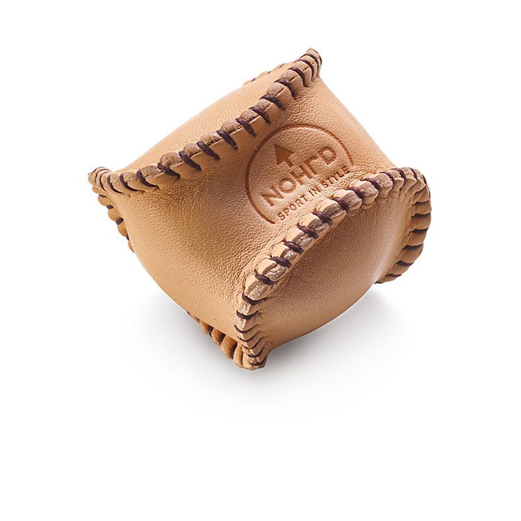 Vachetta Leather Haptic Ball Small
