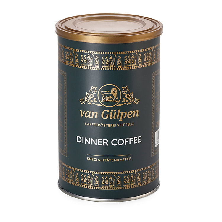 Van Gülpen Dinner Coffee gemahlen