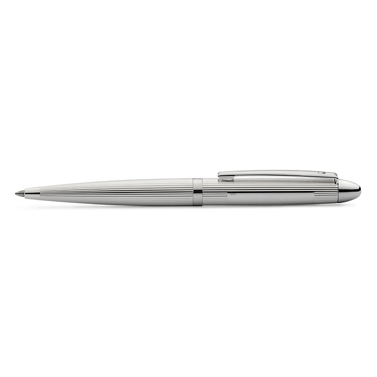 Waldmann Sterling Silver Pocket Ballpoint Pen