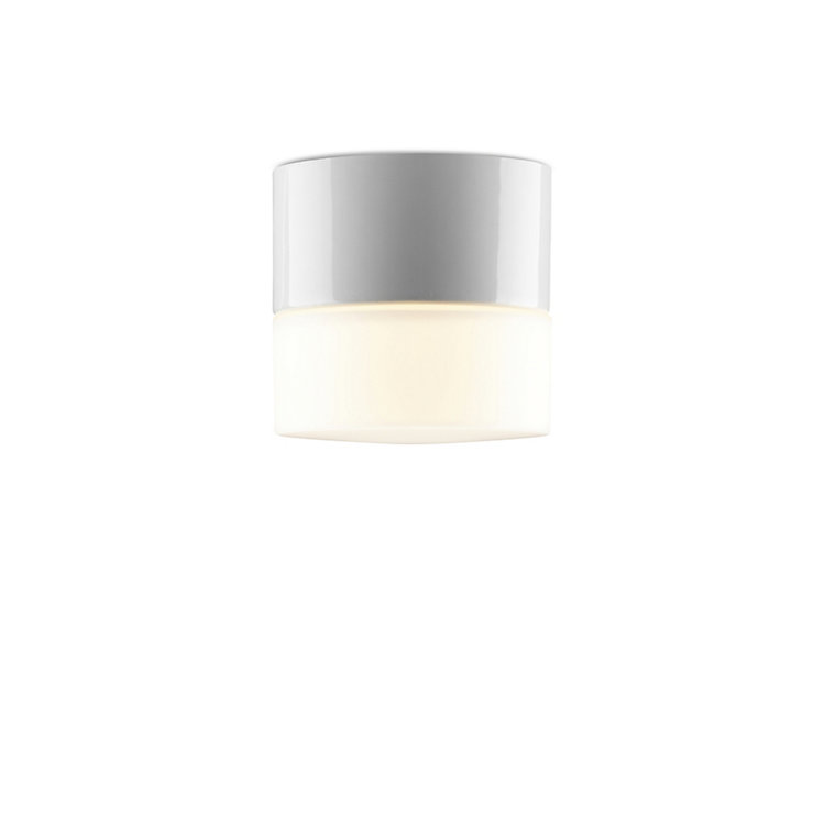 Wall and Ceiling Light Cylinder LED, One