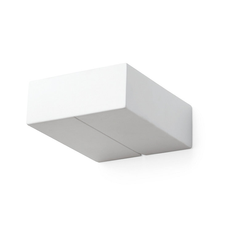 Wall Lamp Rectangular with Light Slit