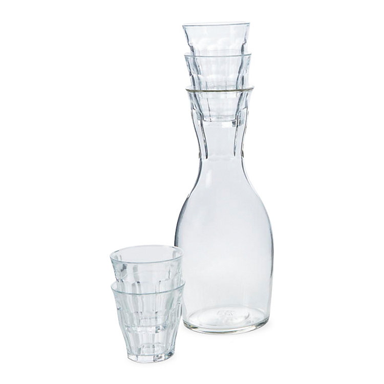 Wasserkaraffe French Carafe, Set