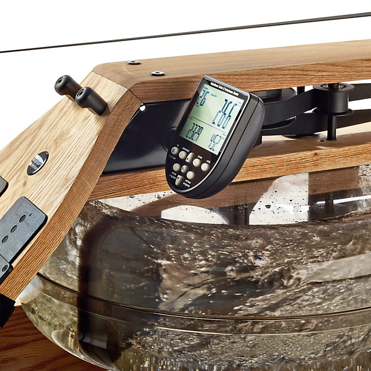 waterrower ruderger t holz mit monitor eichenholz. Black Bedroom Furniture Sets. Home Design Ideas
