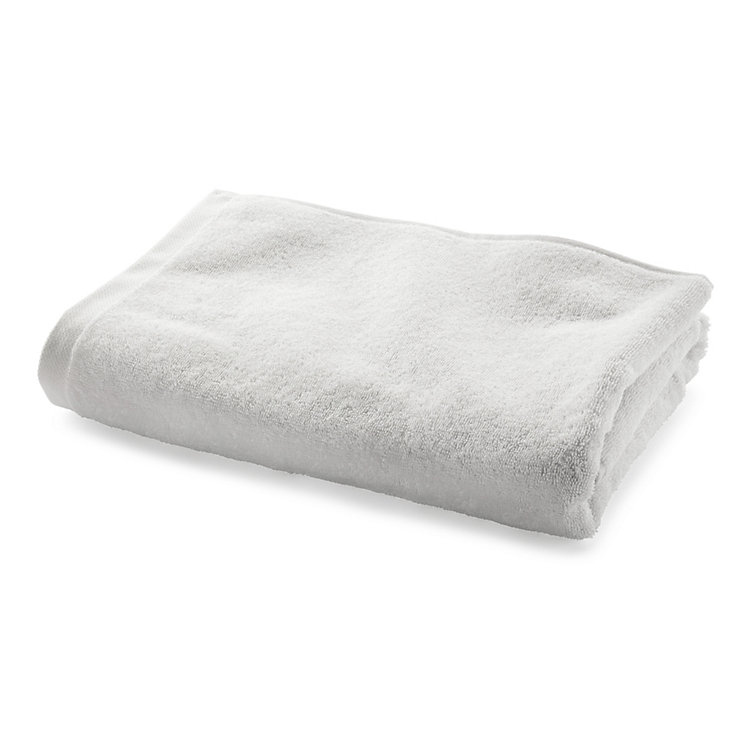 Weseta Shower Towel White