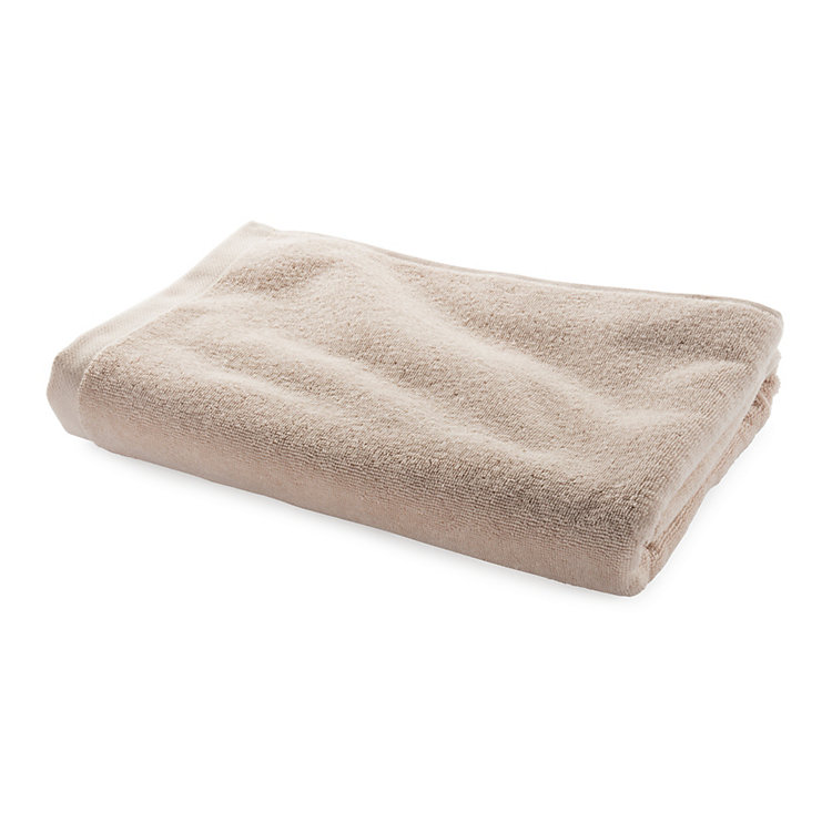 Weseta Shower Towel Sand