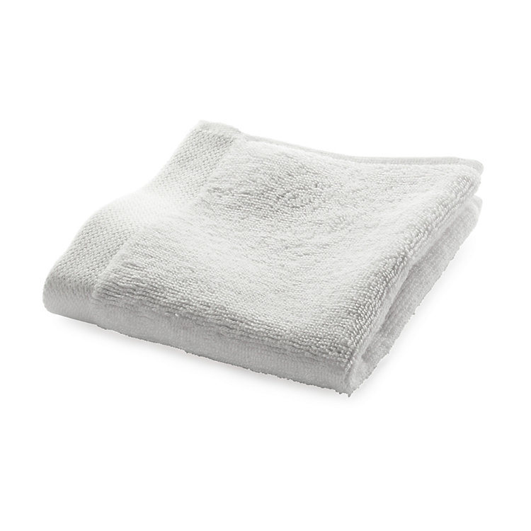 Weseta Washcloth White