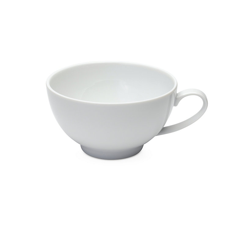 White Coffee Cup White