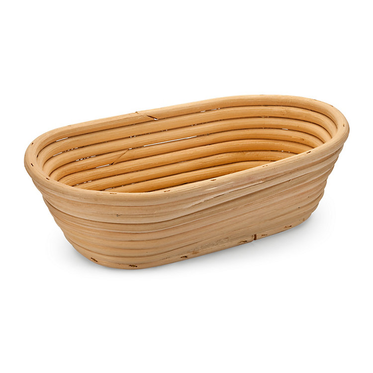 Wicker Bread Form Oval (750 g loaf of bread)