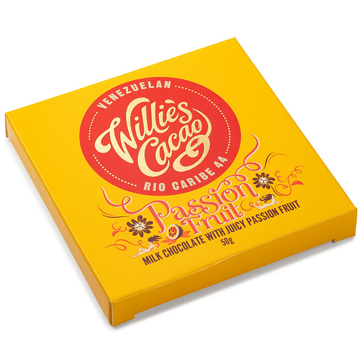 Willies Cacao Passionsfrucht