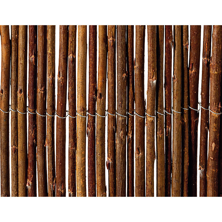 Willow Balcony Screen Height 90 cm
