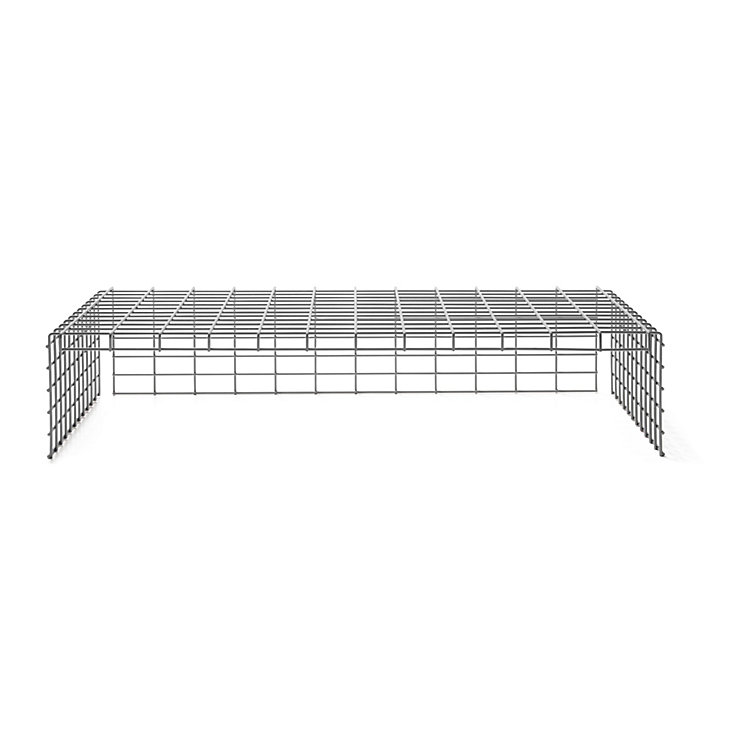 Wire Basket for CONTAINER DS Galvanised