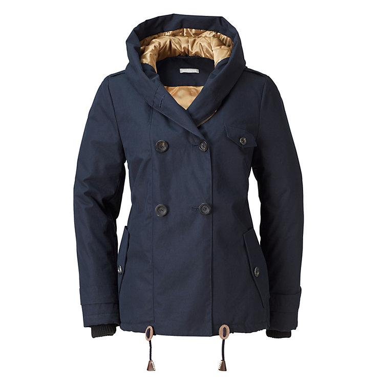 Women's Hooded Jacket EtaProof® Dark blue