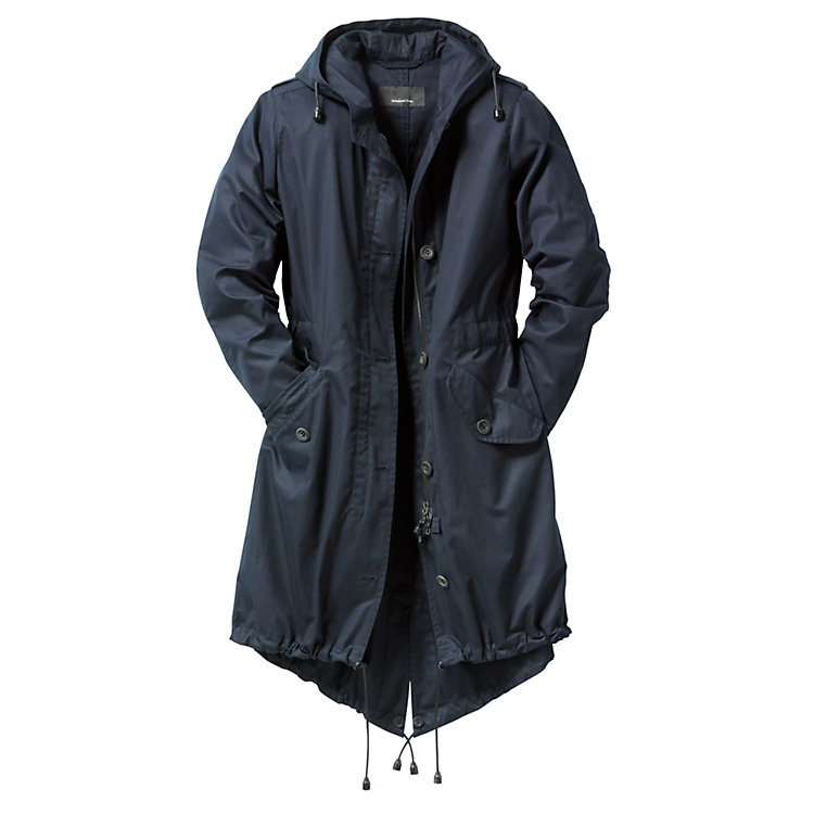 Women's Parka EtaProof®, Dark blue