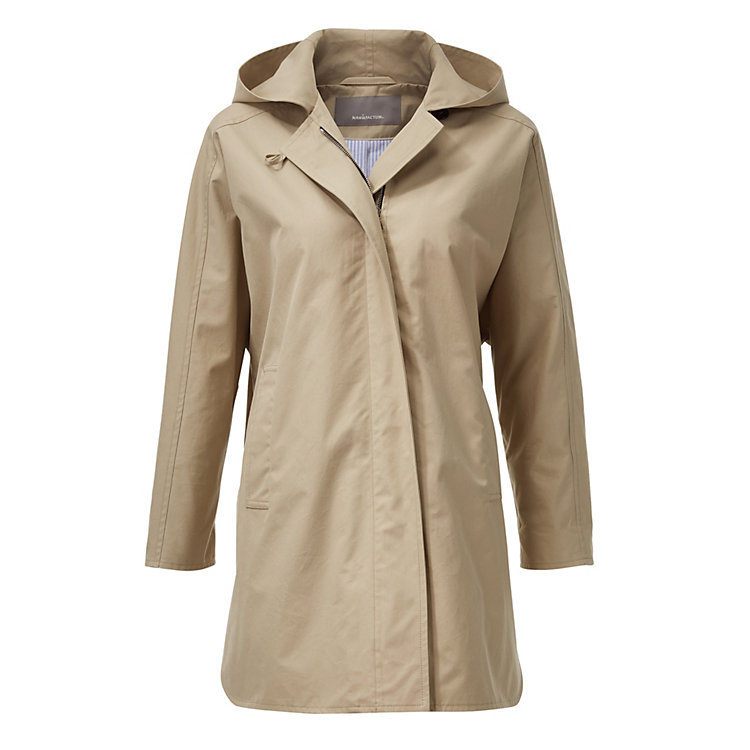 Women's Parka EtaProof® Sand Colour