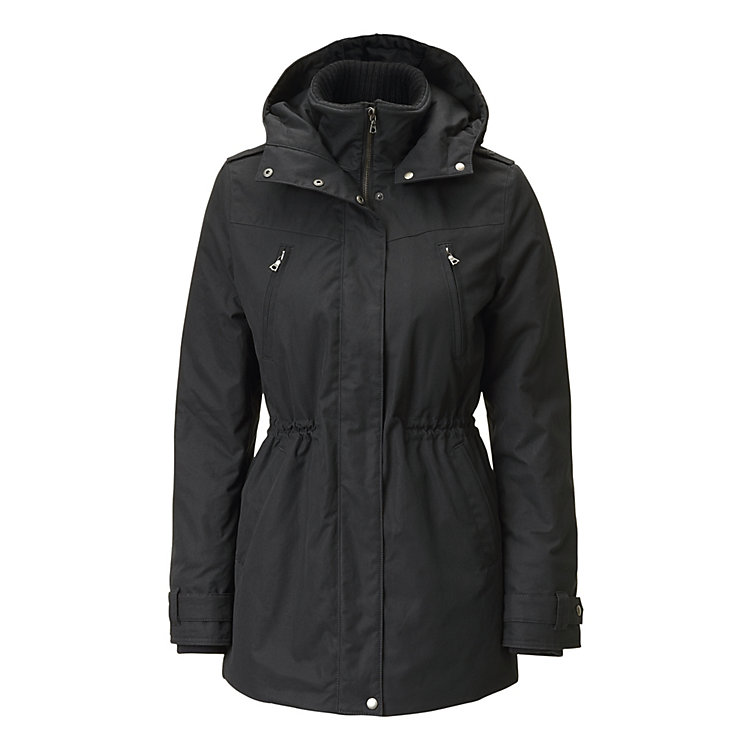 Women's Parka EtaProof® by Manufactum, Black