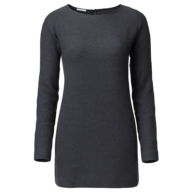 Women's Tunic, Anthracite-blue