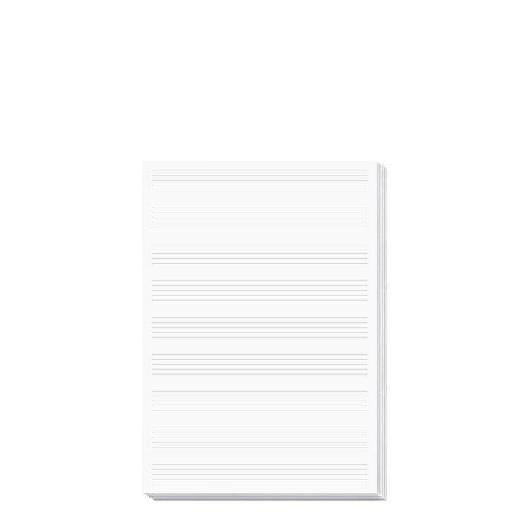 X47 Notebook Inserts A6 Notes