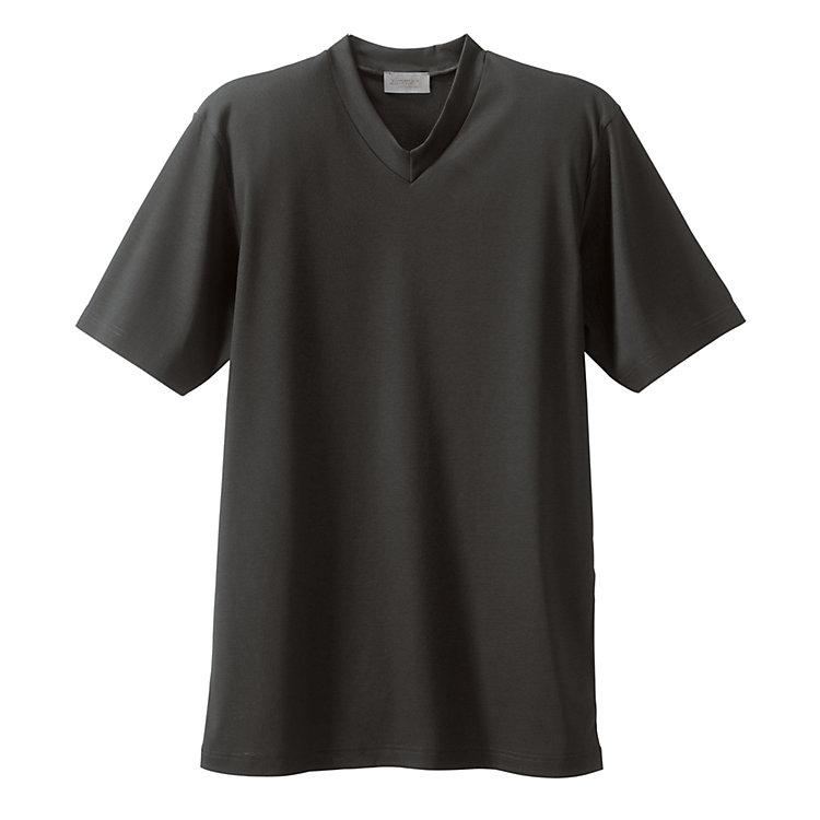 Zimmerli V-Neck Undershirt Black