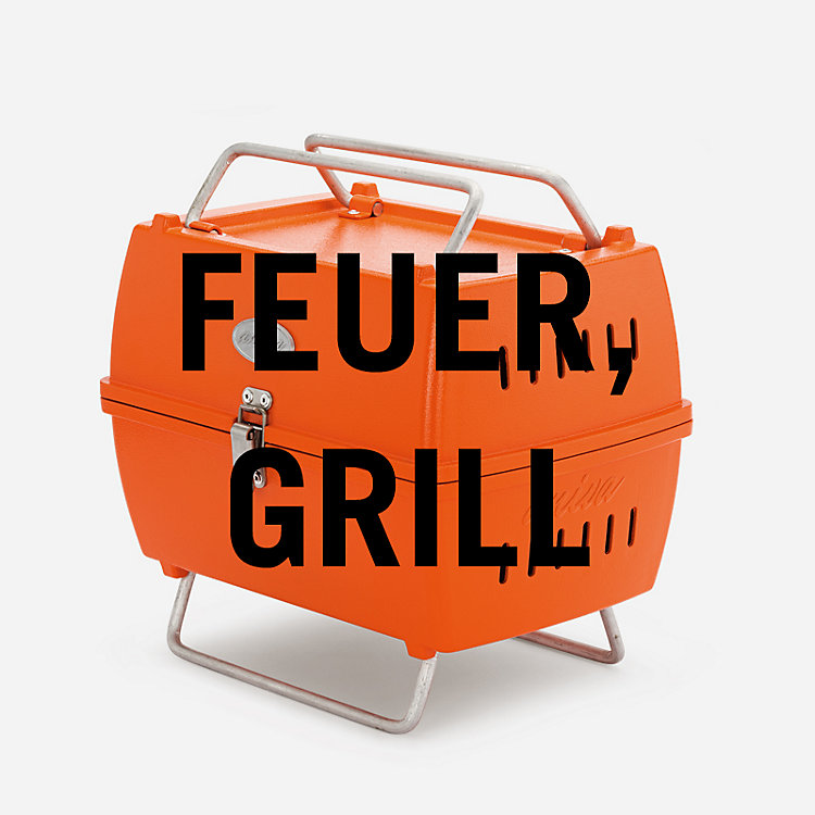 Feuer, Grill
