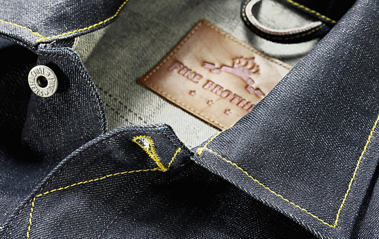 Pike Brothers Raw Denim