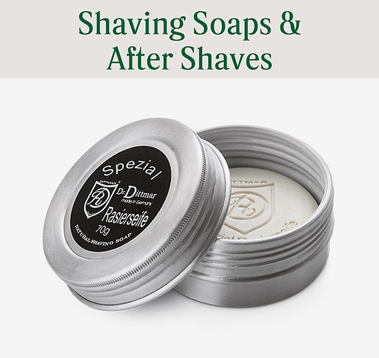 Shaving Soaps & After Shaves