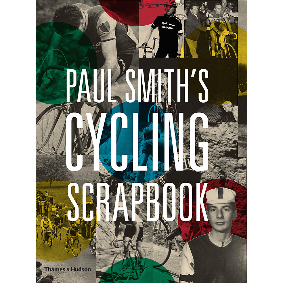 Buch Paul Smith's Cycling Scrapbook_01