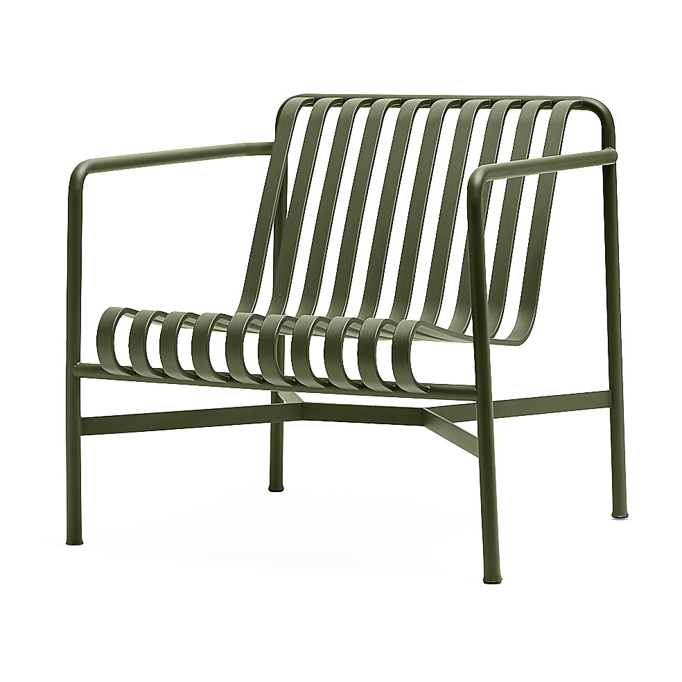 Lounge Chair, Niedrig Palissade