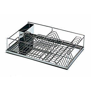 stainless steel draining rack manufactum online shop. Black Bedroom Furniture Sets. Home Design Ideas