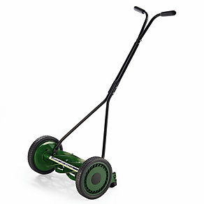 manually operated lawnmower manufactum online shop. Black Bedroom Furniture Sets. Home Design Ideas
