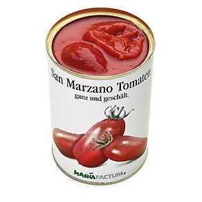 san marzano tomaten 400 g dose manufactum. Black Bedroom Furniture Sets. Home Design Ideas